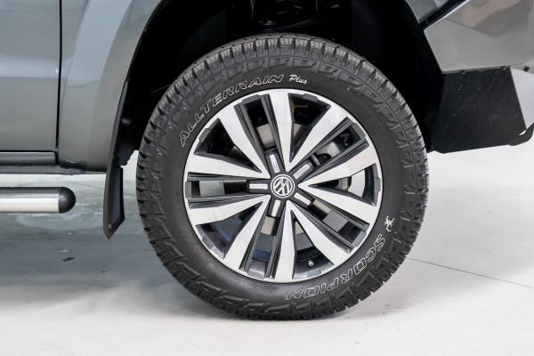 2021 Volkswagen Amarok 2H V6 Aventura 580 Utility Image 4