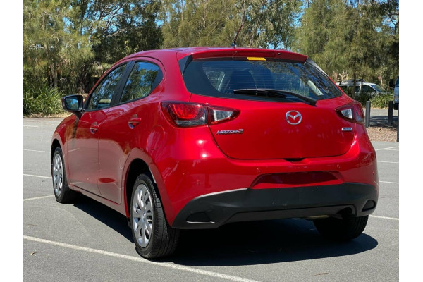 2015 Mazda 2 DJ2HAA Neo SKYACTIV-Drive Hatchback Image 5