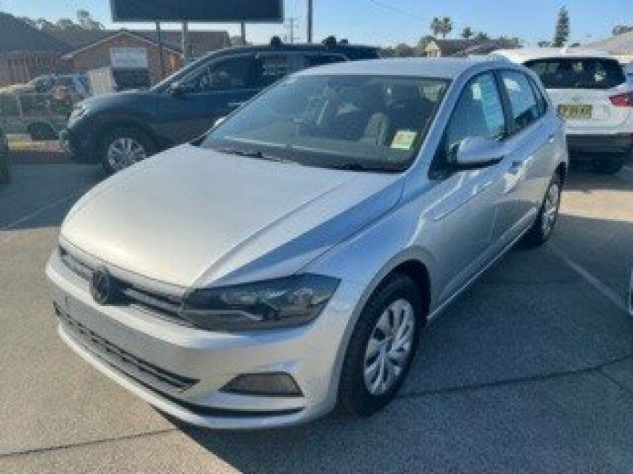 2021 Volkswagen Polo AW Trendline Hatchback Image 1
