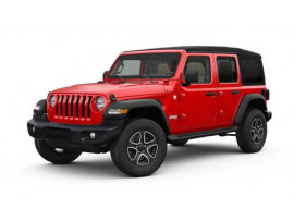 Jeep Wrangler Sport S Unlimited JL