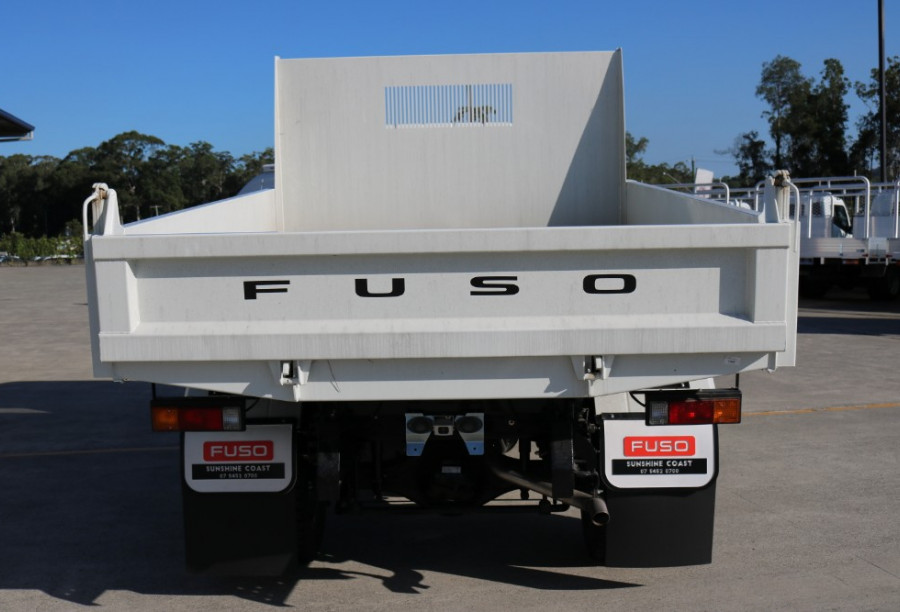 2019 Fuso Canter  815 MANUAL  TIPPER 815 Tipper