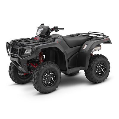 New Honda TRX500FA7
