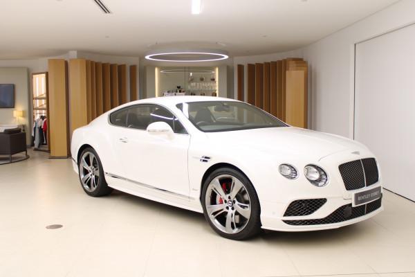 Bentley Continental Speed 3W  GT