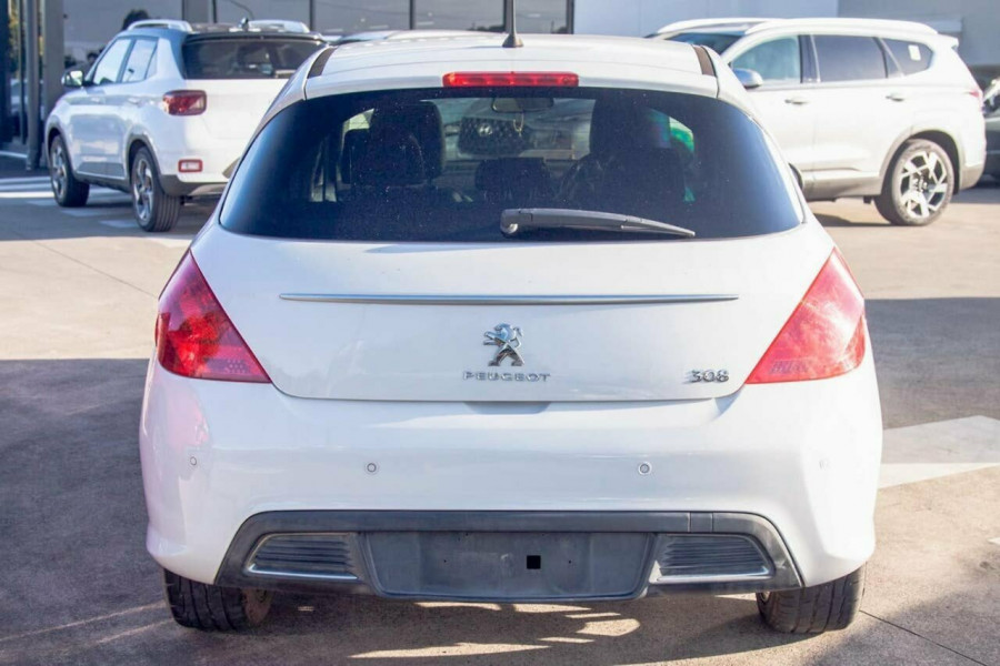 2013 Peugeot 308 Sportium HDi Hatchback