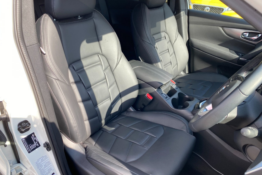 2020 MY0  Nissan QASHQAI J11 Series 3 Ti Suv Image 35