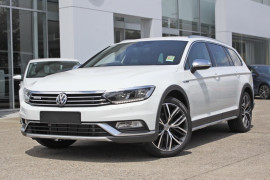 Volkswagen Passat Alltrack Wolfsburg Edition 3C (B8)