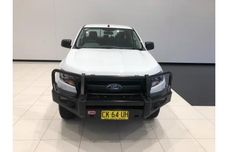 2017 Ford Ranger PX MkII Turbo XL 4x4 dual cab Image 3