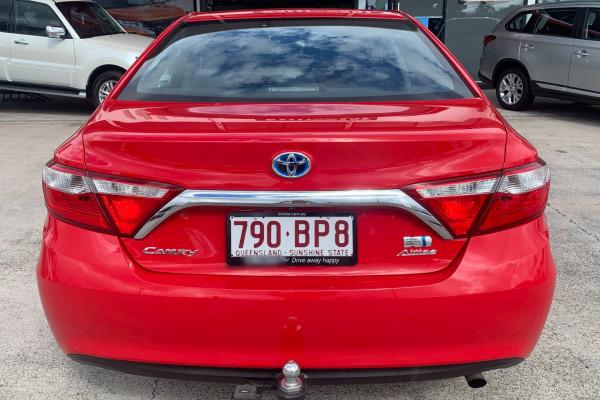 2017 Toyota Camry AVV50R Altise Sedan
