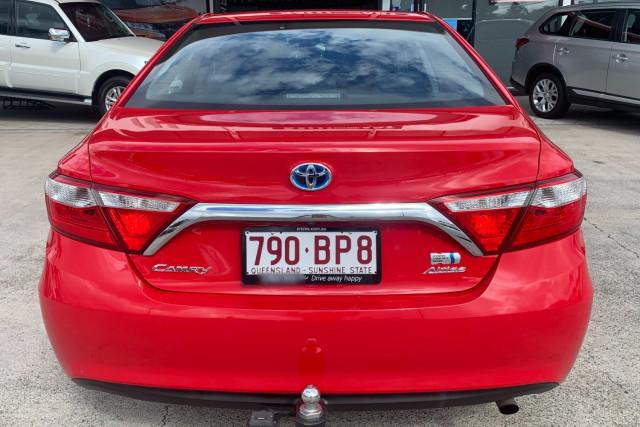2017 Toyota Camry AVV50R Altise Sedan Image 4