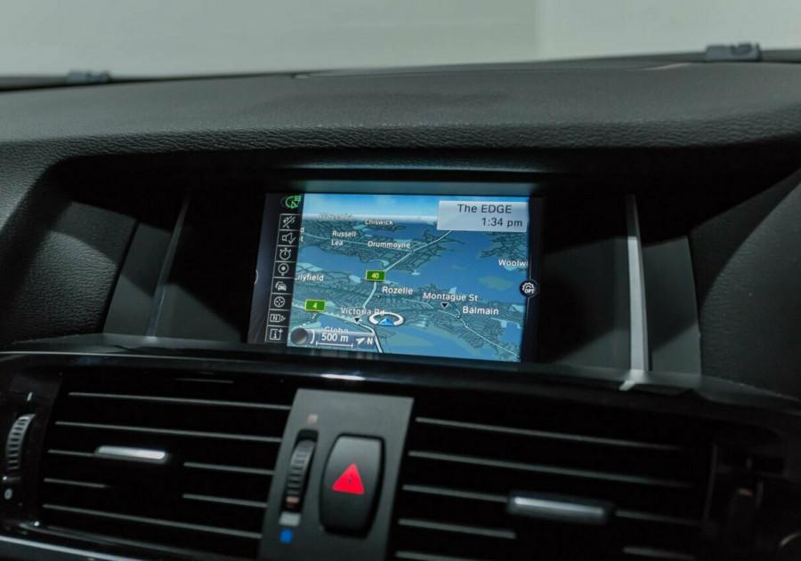 2014 BMW X3 F25 LCI MY0414 xDrive20i Steptronic Suv