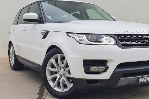 2015 MY15.5 Land Rover Range Rover Sport L494 15.5MY TDV6 Suv Image 3
