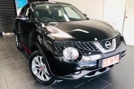 2018 Nissan JUKE F15 Series 2 ST Hatchback