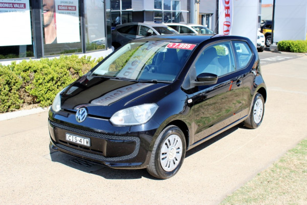 2012 MY13 Volkswagen Up! Type AA  Hatchback