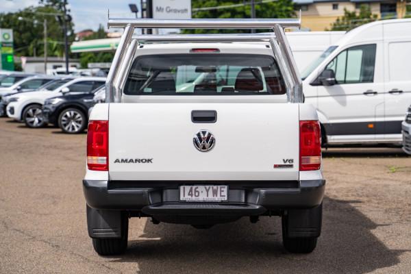 2018 MY19 Volkswagen Amarok 2H  TDI550 Core Utility Image 5
