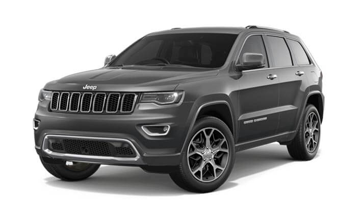 2019 Jeep Grand Cherokee WK Overland Suv