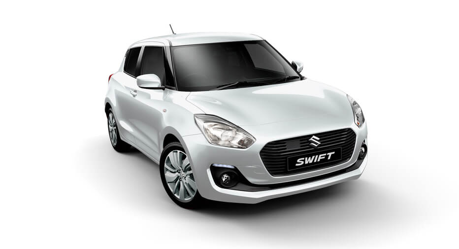 2018 Suzuki Swift AZ GLX Hatchback