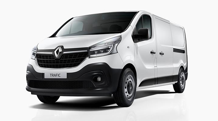 2020 Renault Trafic L2H1 Long Wheelbase Premium Van