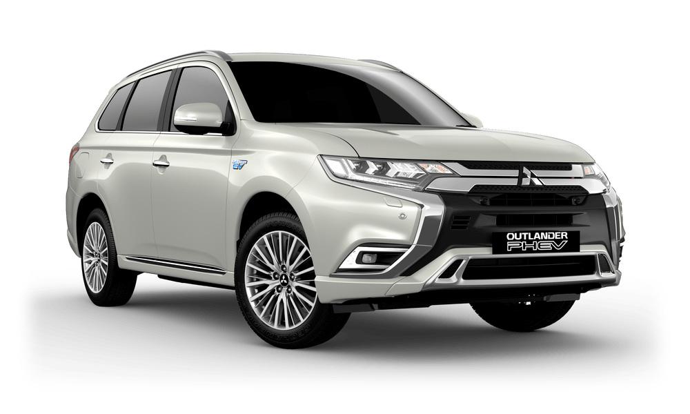2021 MY19 Mitsubishi Outlander PHEV ZK Exceed Wagon