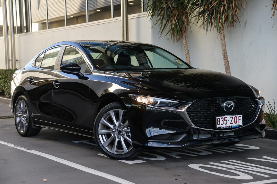 2019 Mazda 3 G20 Evolve Sedan
