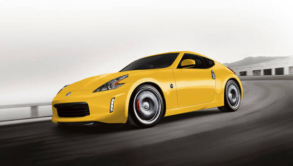370Z Coupe Exterior styling