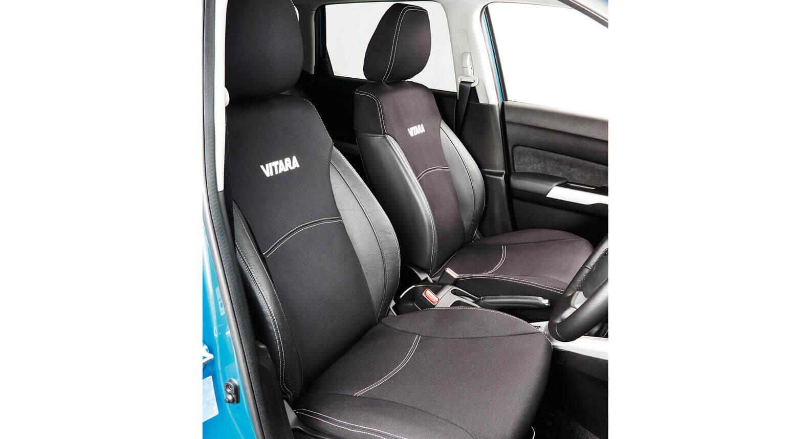 Vitara Seat Covers Front Pair - Neoprene
