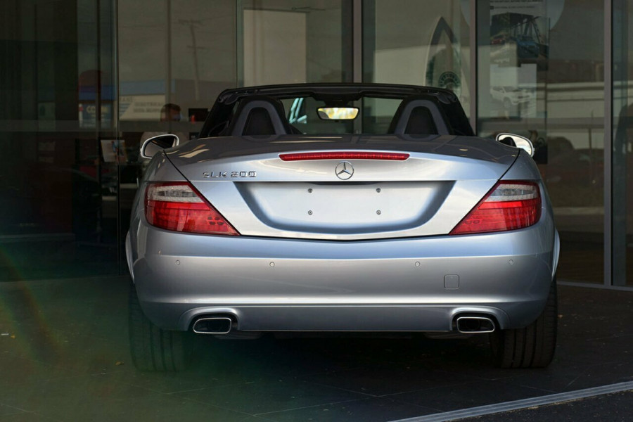 2015 MY06 Mercedes-Benz Slk200 R172 806MY Convertible Mobile Image 4