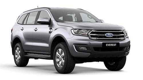 2018 MY19 Ford Everest UAII Ambiente 4WD Wagon
