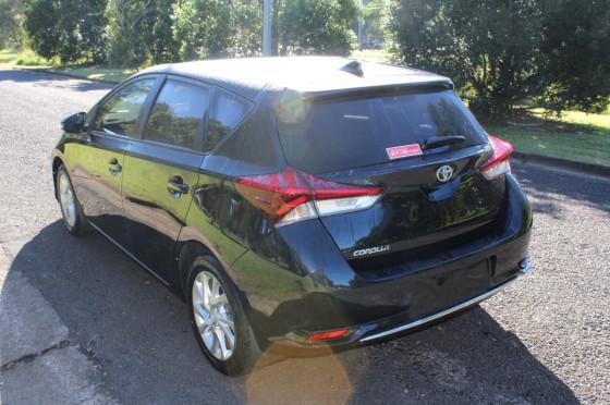 2016 Toyota Corolla ZR Hatchback Hatchback