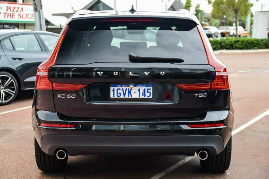 2019 MY20 Volvo XC60 UZ MY20 T5 AWD Momentum Suv