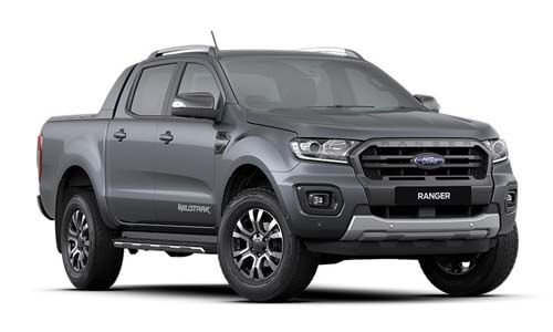 2019 MY19.75 Ford Ranger PX MkIII 4x4 Wildtrak Double Cab Pick-up Double cab pick up