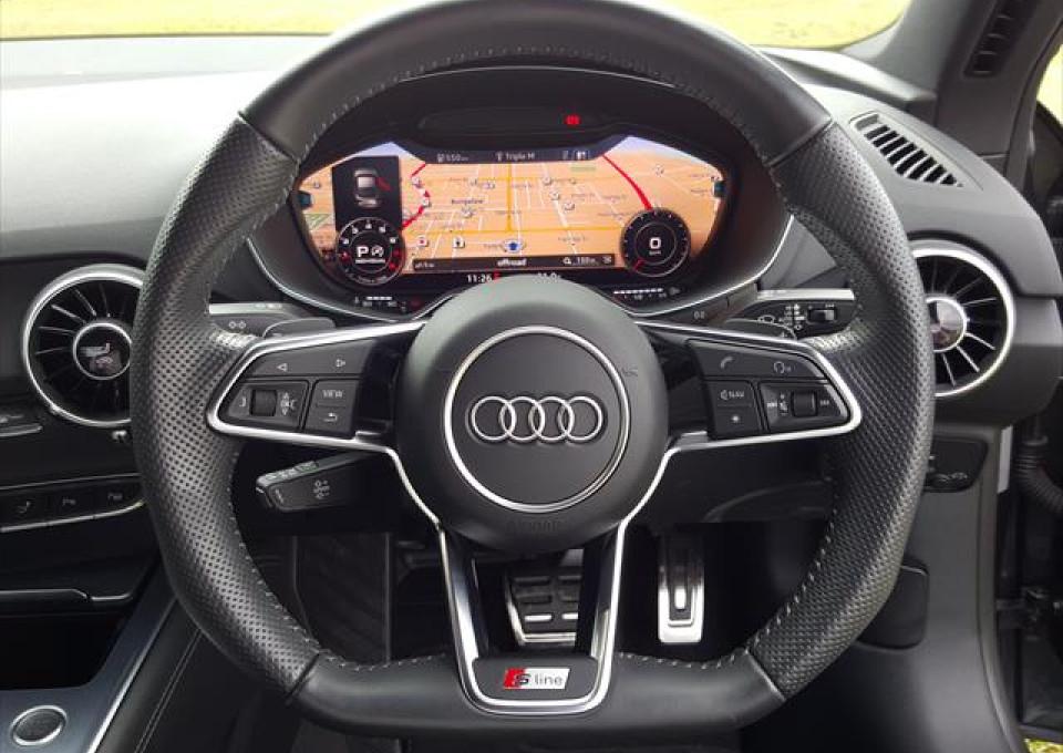2017 Audi Tt FV  S S Line Coupe