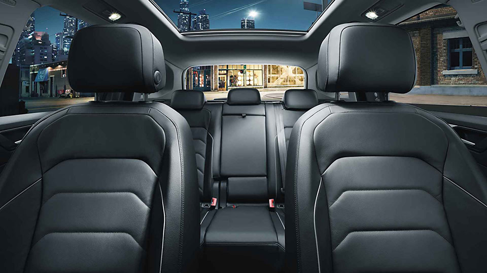Tiguan Allspace Absolute comfort