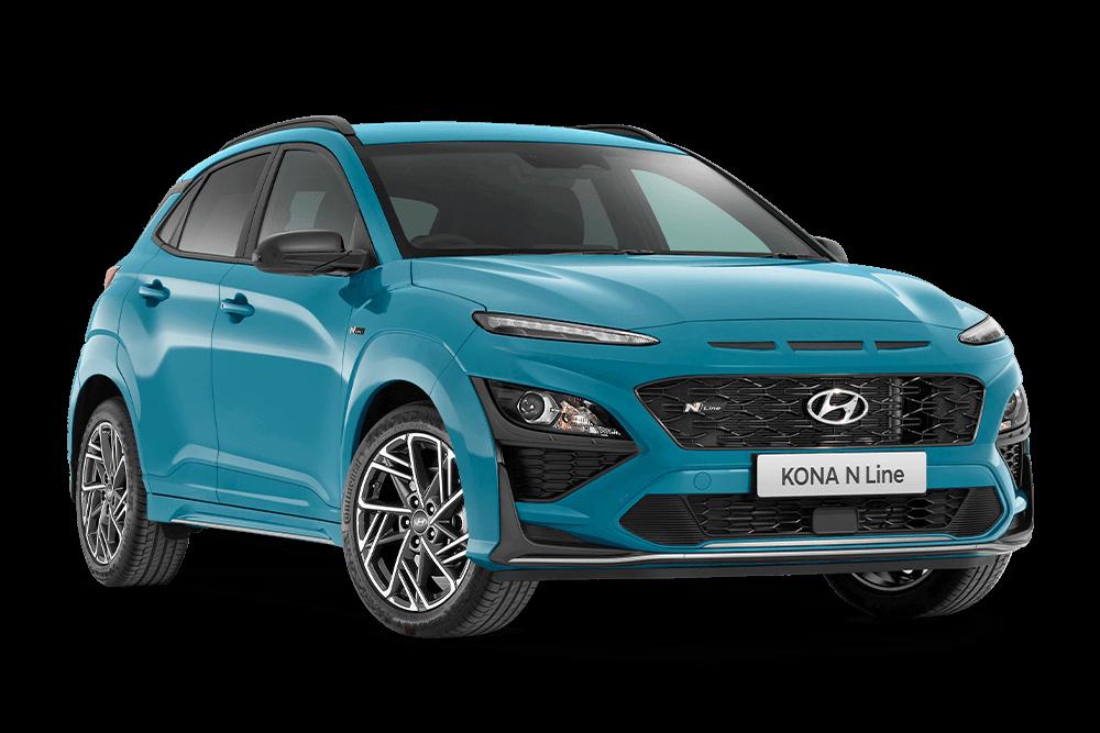 2020 MY21 Hyundai KONA OS.V4 N Line Suv