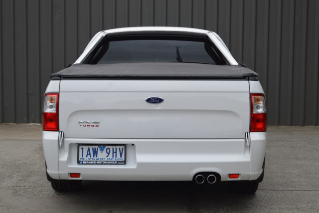 2014 Ford Falcon Ute XR6 Turbo 19 of 21