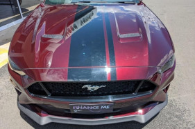 2018 MY19 Ford Mustang FN 2019MY GT Convertible Image 4