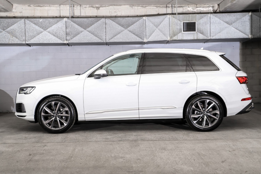 2020 Audi Q7 Tiptronic