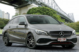 Mercedes-Benz CLA250 Sport Shooting Brake DCT 4MATIC X117 806MY