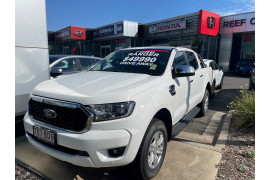 2020 MY21.25 Ford Ranger PX MkIII XLT Hi-Rider Double Cab Utility Image 4
