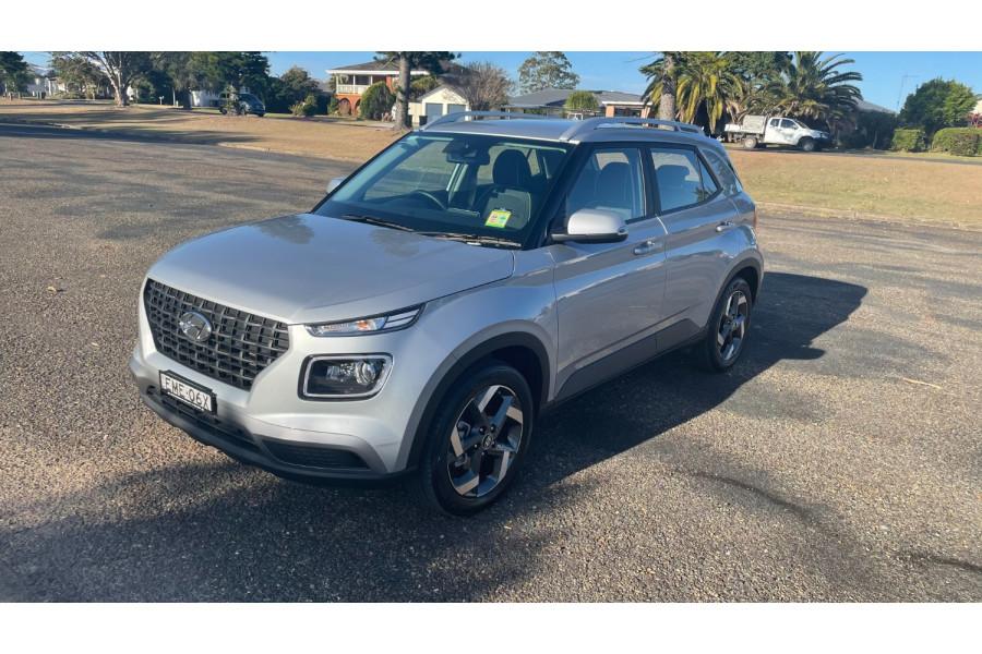 2020 MY21 Hyundai Venue QX.V3  Active Wagon