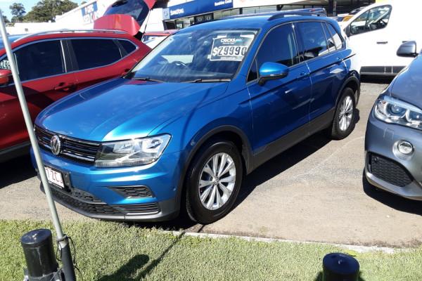 Volkswagen Tiguan Trendline 5N  110TSI