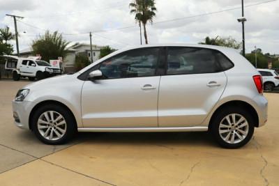 2015 MY16 Volkswagen Polo 6R MY16 81TSI Comfortline Hatchback Image 4