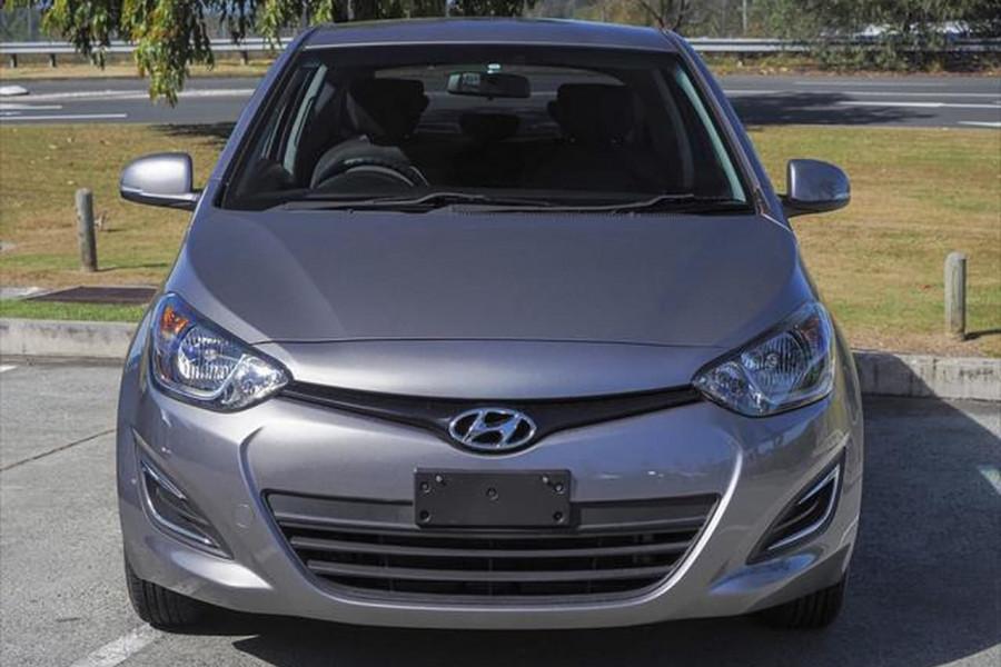 2014 Hyundai I20 PB MY15 Active Hatchback Image 1