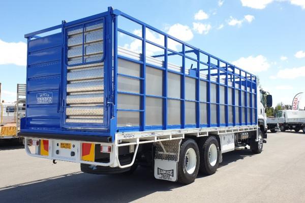 2019 Isuzu Fh Series FX FXY240-350 Livestock truck Image 4