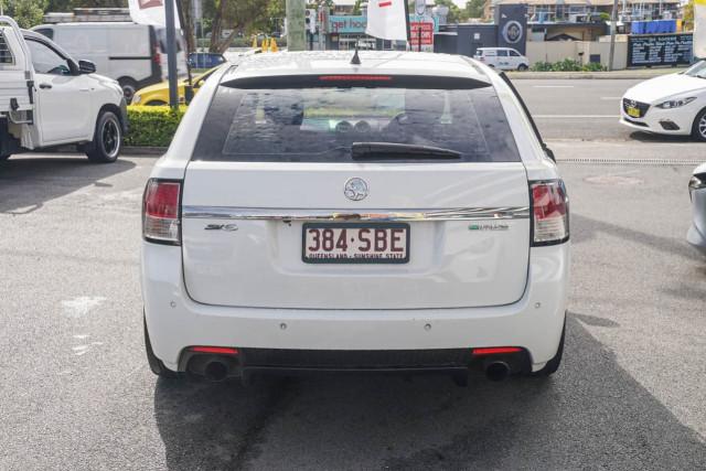 2011 Holden Commodore VE Series II SV6 Wagon Image 3