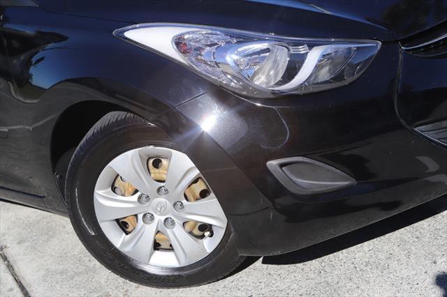2011 Hyundai Elantra MD Active Sedan Image 2