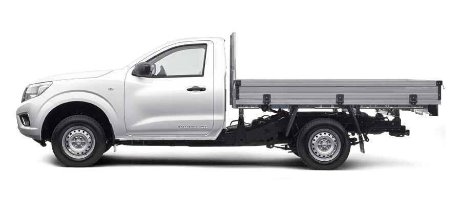 DX 4X4 Single Cab Chassis