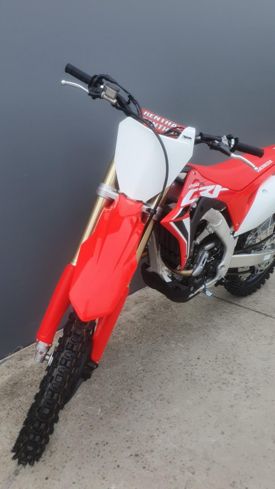 2020 Honda CRF250R TEMP 2020 CRF250R Motorcycle Image 13