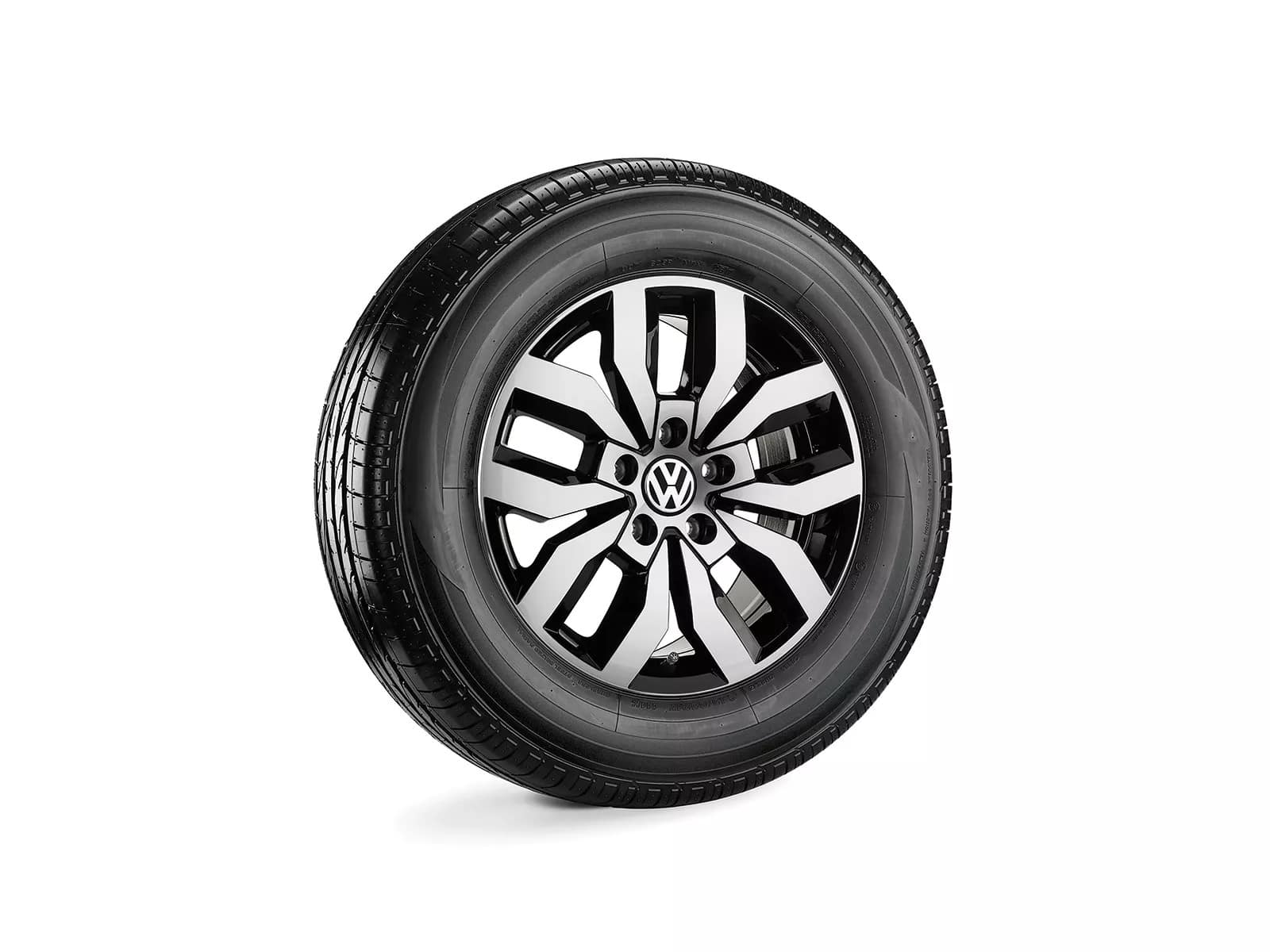 "17"" Rocadura alloy wheel"