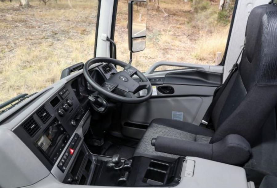 2021 MY20 Fuso FP74HGR2VFAA Heavy Truck