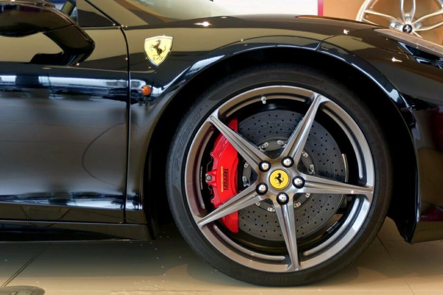 2012 Ferrari 458 Spider F142 F142 Convertible Mobile Image 20